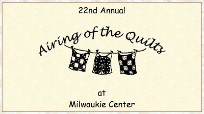 Airing of the Quilts logo