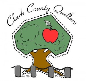 Clark County Quilters logo