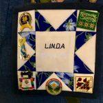 Linda's Name Tag
