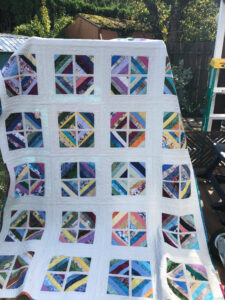 String Quilt Twin