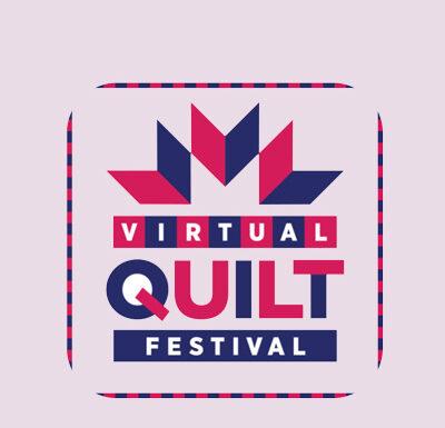 Virtual Quilt Festival Logo