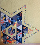 Jacque's Triangle Quilt