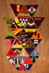 Lisa's Triangle Quilt