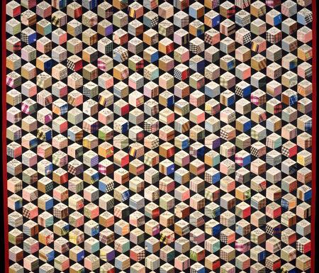Adeline Harris Sears' Quilt
