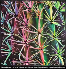 CBF-G Cactus Flower